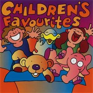 Children's songs and nursery rhymes CDs