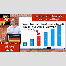 Intermediate German #40 Why You Should Learn German! Youtube