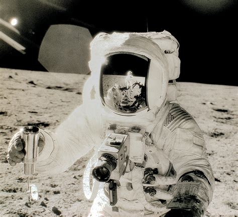 Space Film There's 12 Cameras On The Moon Right Now