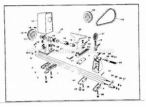 Craftsman 14923871 Parts List And Diagram