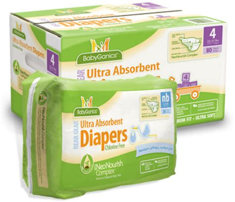 deal babyganics diapers 3 19 at target