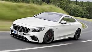 Mercedes S Coupe : mercedes benz s class coupe reveals its frankfurt facelift ~ Melissatoandfro.com Idées de Décoration