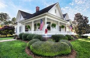 Historic North Carolina House Tour - Country Homes and