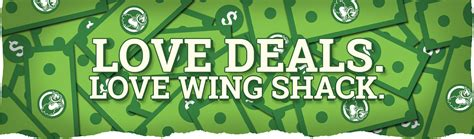 coupons wing shack wings