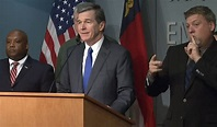 Governor orders NC public schools closed, bans large ...