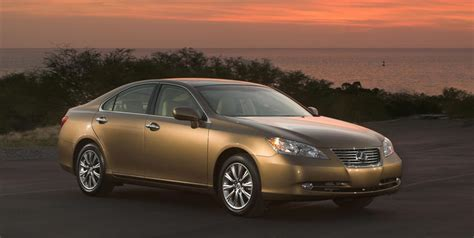 lexus es automobile magazine