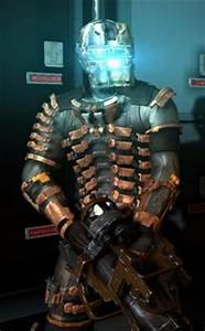 Dead Space Suits and Weapons - dead space information site