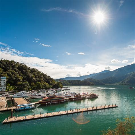 sun moon lake taiwan part