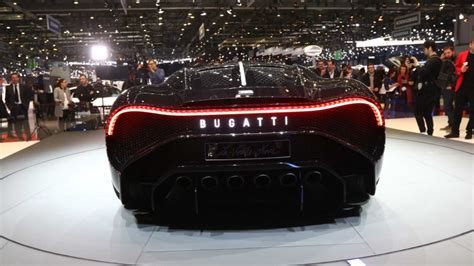 """* at $18.9 million, it's the most expensive new car ever sold, bugatti said. Watch the world's most expensive car; Bugatti """"La Voiture Noire"""" - GCC Business News"""