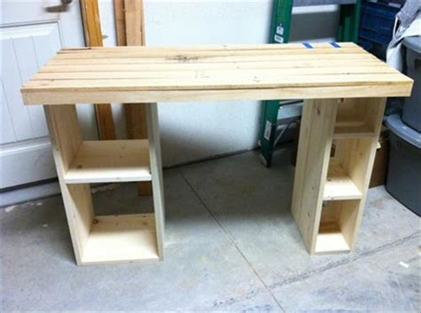 making an office desk 10 pallet desk and tables ideas pallets designs