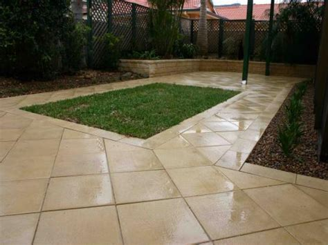 Garten Pflastern Ideen by Paving Ideas For Gardens Garden Stepping Ideas