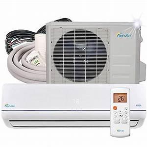 2019 Guide  Best Window Heat Pumps Rated  U0026 Reviewed
