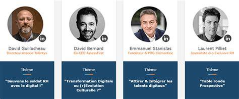criteo siege social conférence entre transformation digitale et révolution