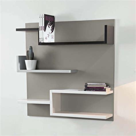librerie design moderno libreria design moderno in legno da parete myshelf