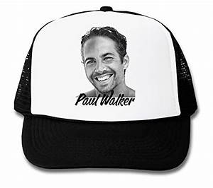 Paul Walker Actor Portrait Fast And Furious Graphic Design ...