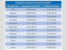 CALENDÁRIO PIS 2018 → Consulta, Datas e Tabela Atualizada