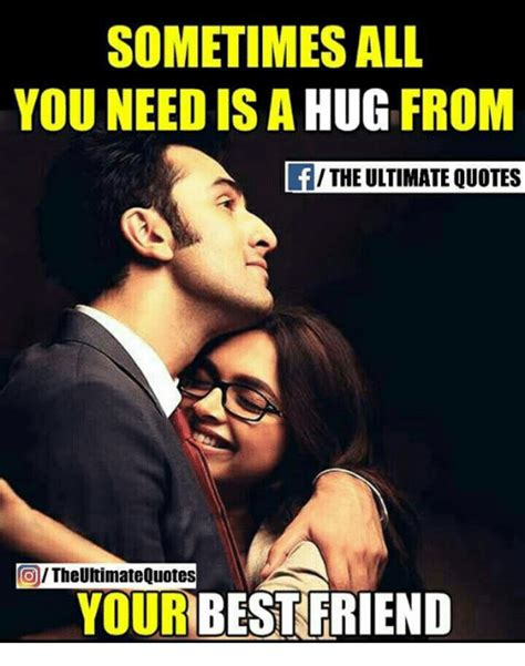 hug  fthe ultimate quotes