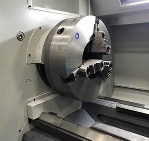 Qk1322 Cnc Pipe Threading Lathe Machine