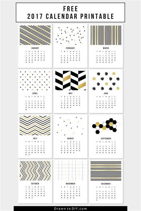 printable calendars   hongkiat