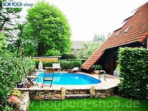 Pool 150 Tief : ovalbecken set 630 x 360 150 tief ovalpool bon pool ~ Frokenaadalensverden.com Haus und Dekorationen