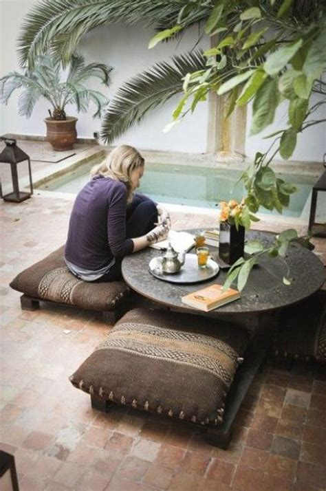 In My Bedroom by Bohemian Pool Nooks With Outdoor Furniture