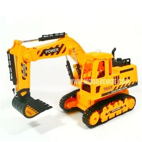 Harga Rc Excavator hengjian rc excavator alat berat harga terjangkau mobil
