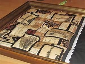 Bilderrahmen Selbst Gestalten : pinnwand aus altem bilderrahmen ~ Lizthompson.info Haus und Dekorationen