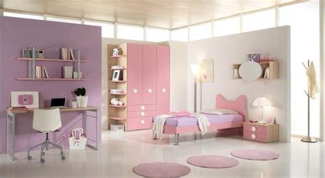 dormitorios  chicas en color lila