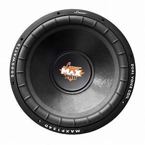 Amazon Com  Lanzar Maxp154d Max Pro 15