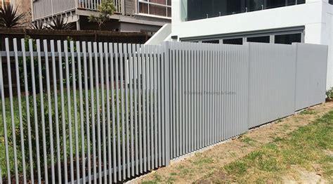 aluminium fences sfg sydney fences  gates