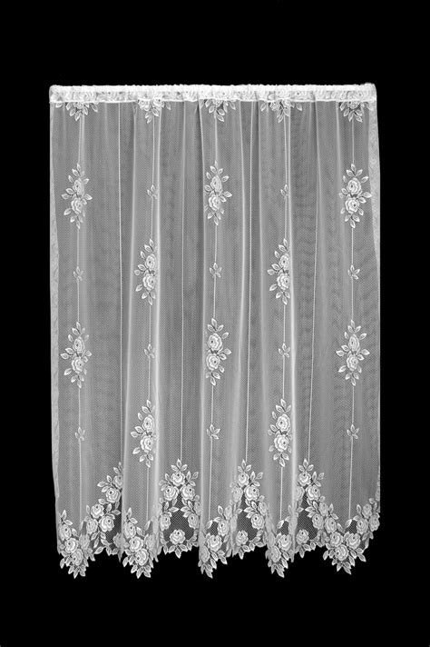 Decorating: Enchanting Lace Curtain Irish For Lovely Home