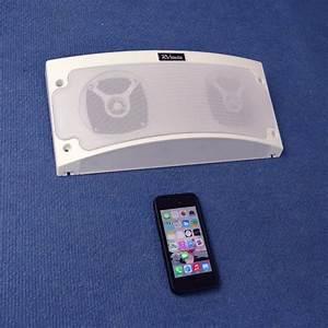 Rv Media  Outdoor Bluetooth Speaker  U0026 Led Light