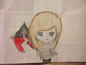 Anime Chibi Girl Drawings