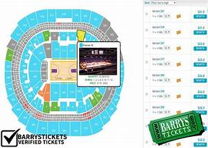 Nba Seating Charts Nba Seat Chart Views The Court From