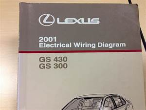 Ecu Pin Diagram For A 2001 Lexus Gs430