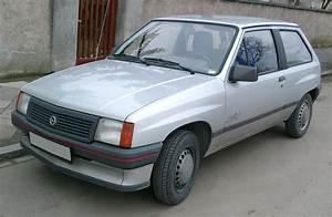 Opel Corsa A : opel corsa wikiwand ~ Medecine-chirurgie-esthetiques.com Avis de Voitures