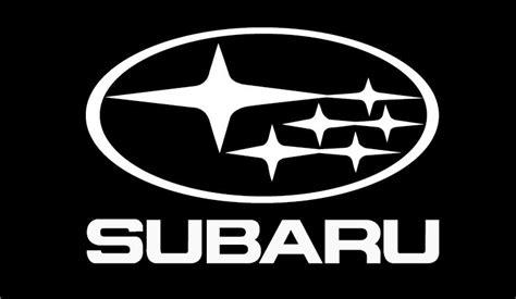 Subaru Impreza Wrx Sti Wrc Logo Decal Sticker Vinyl