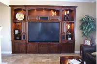 built in entertainment centers Built In Entertainment Centers & Custom Wall Unit Cabinets ...
