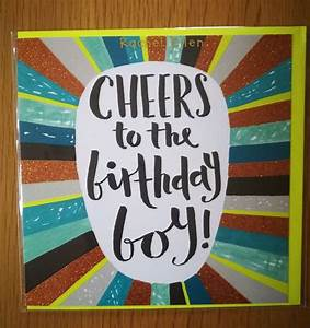 Baby Boy Card Design Birthday Cards Collection Karenza Paperie