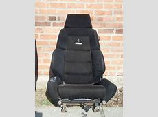 Sell Recaro classic seats Ideal C and LXC motorcycle in