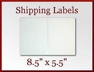 50 blank self adhesive shipping labels 85 x 55 paypal With free shipping labels usps