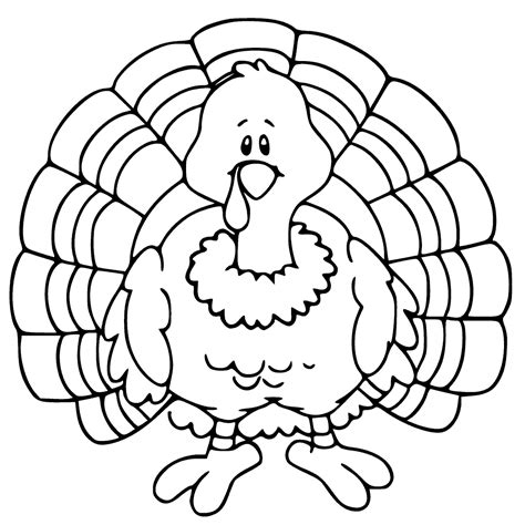 cute thanksgiving coloring pages getcoloringpagescom