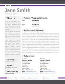 contemporary resume templates modern resume template cover letter portfolio