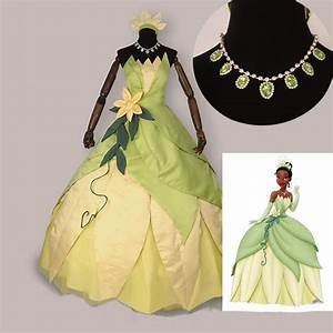 popular tiana costume adult buy cheap tiana costume adult With robe tiana