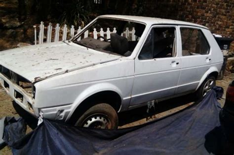 Vw Golf 1 Body/shall Cars For Sale In Gauteng
