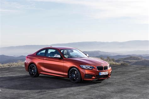 world premiere bmw  series coupe  convertible facelift
