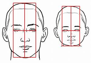 Mastering Proportions: Drawing a Child's Face