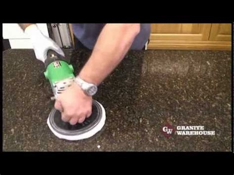 how to re a granite or engineered top mb