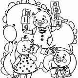 Coloring Triplets Pages Babies Shrek Ogre sketch template