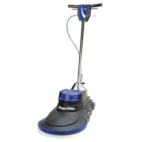 powr flite 20 quot m1600 floor burnisher and buffer free